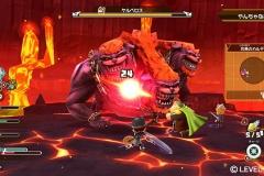 10_ゲーム画面:ボス戦