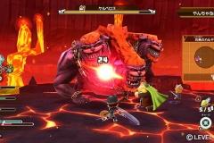 03_ゲーム画面:ボス戦