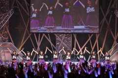 2_「イロドリミドリ-LIVE'19-第3話-~ON-YOUR-MARK~」の様子。(撮影:中村ユタカ)